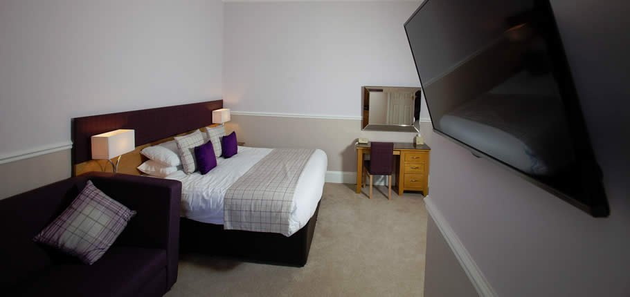 comfortable hotel nr lockerbie