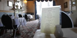 dining cressfield hotel lockerbie